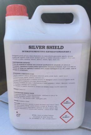 Silver Shield Trattamento Igienizzante tan. 5 lt.
