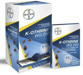 K-Othrine WG 250 formato 2 bustine 2,5 gr.