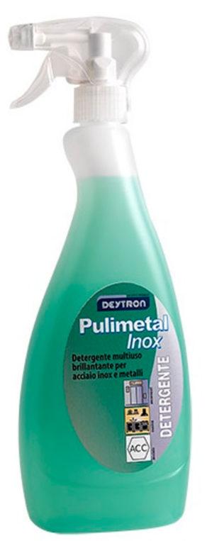 Pulimetal Inox 750 ml.