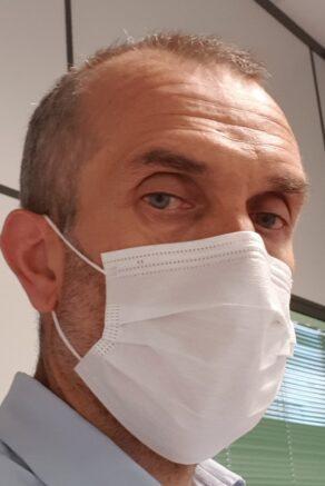 Mascherina Chirurgica TNT 3 veli