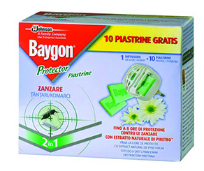 Elettroemanatore Baygon