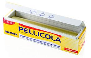 Rotolo ricambio PVC per alimenti