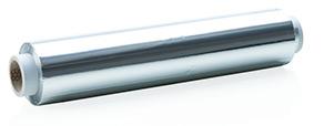 Ricambio rotolo alluminio per alimenti