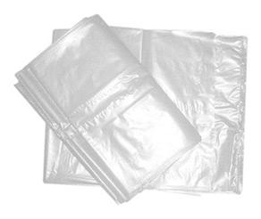 Sacchi rifiuti trasparenti