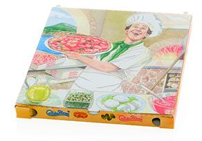 Scatola Pizza Vesuvio