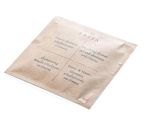 Prija Bagno doccia shampoo al ginseng in bustina 15 ml.