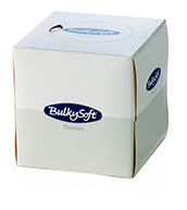 Bulkysoft Premium Facial Tissues 3 veli