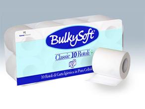 Bulkysoft Classic carta igienica