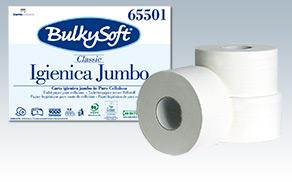Bulkysoft Classic carta igienica Jumbo
