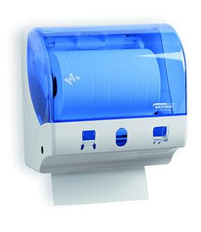 Dispenser carta asciugamani in rotolo Visionpaper