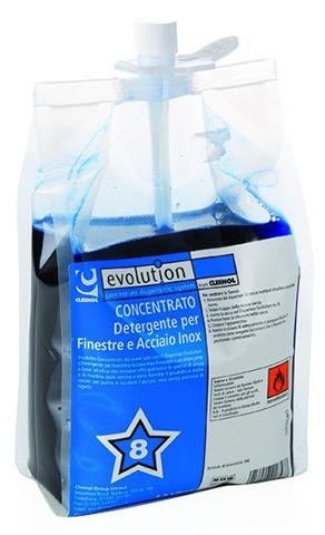 EV8 – Detergente vetri e superfici