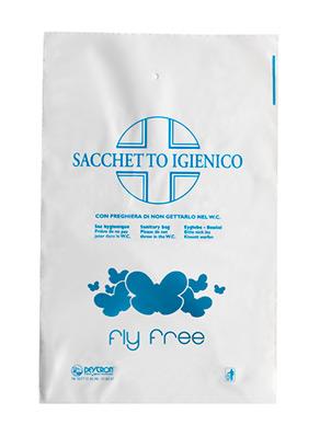 Fly Free sacco igienico