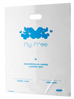 Fly Free Sacco biancheria