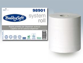 Bulkysoft rotoli asciugamano per Autocut